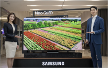 Samsung's Neo QLED TV crowned as the 'Best TV of All Time' by German AV magazine