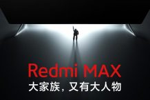 New Redmi TV MAX model incoming at the Redmi K40 series launch event