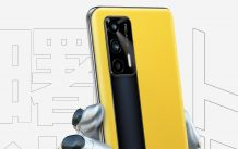 Realme GT 5G leather variant's design revealed through official poster