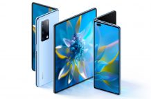 Scalpers are selling the Huawei Mate X2 at a premium of up to $1,500 to $3,000