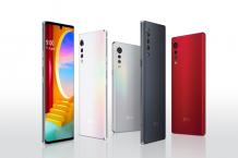 LG Velvet 5G has begun to receive Android 11 update
