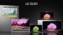 LG begins global roll out of its 2021 TV lineup with OLED TVs at the forefront