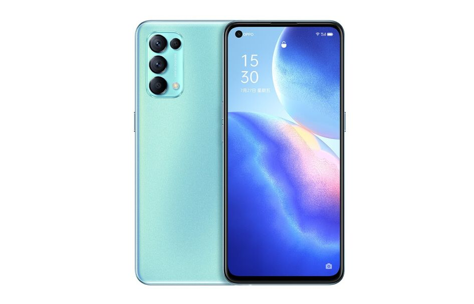 OPPO Reno5 K pricing confirmed, goes on sale from today
