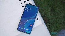 OnePlus 9 reported to have the same flat display as the OnePlus 8T