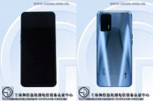 Realme Race images leaked through TENAA listing