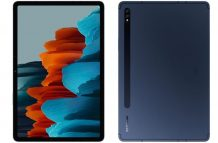 Samsung Galaxy Tab S7 series Mystic Navy and 512GB variant now available for pre-order