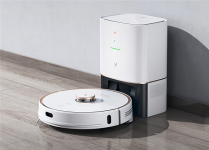 Viomi Alpha 1C Robot Vacuum with mopping and dust collection functions launched