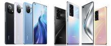 Xiaomi Mi 11 vs Honor V40: Specs Comparison