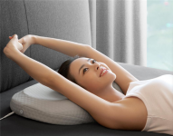Xiaomi crowdfunds the LEGA AI Smart Cervical Massage Sleep Pillow