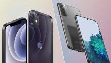 iPhone 12 Pro vs Samsung Galaxy S21+: Specs Comparison