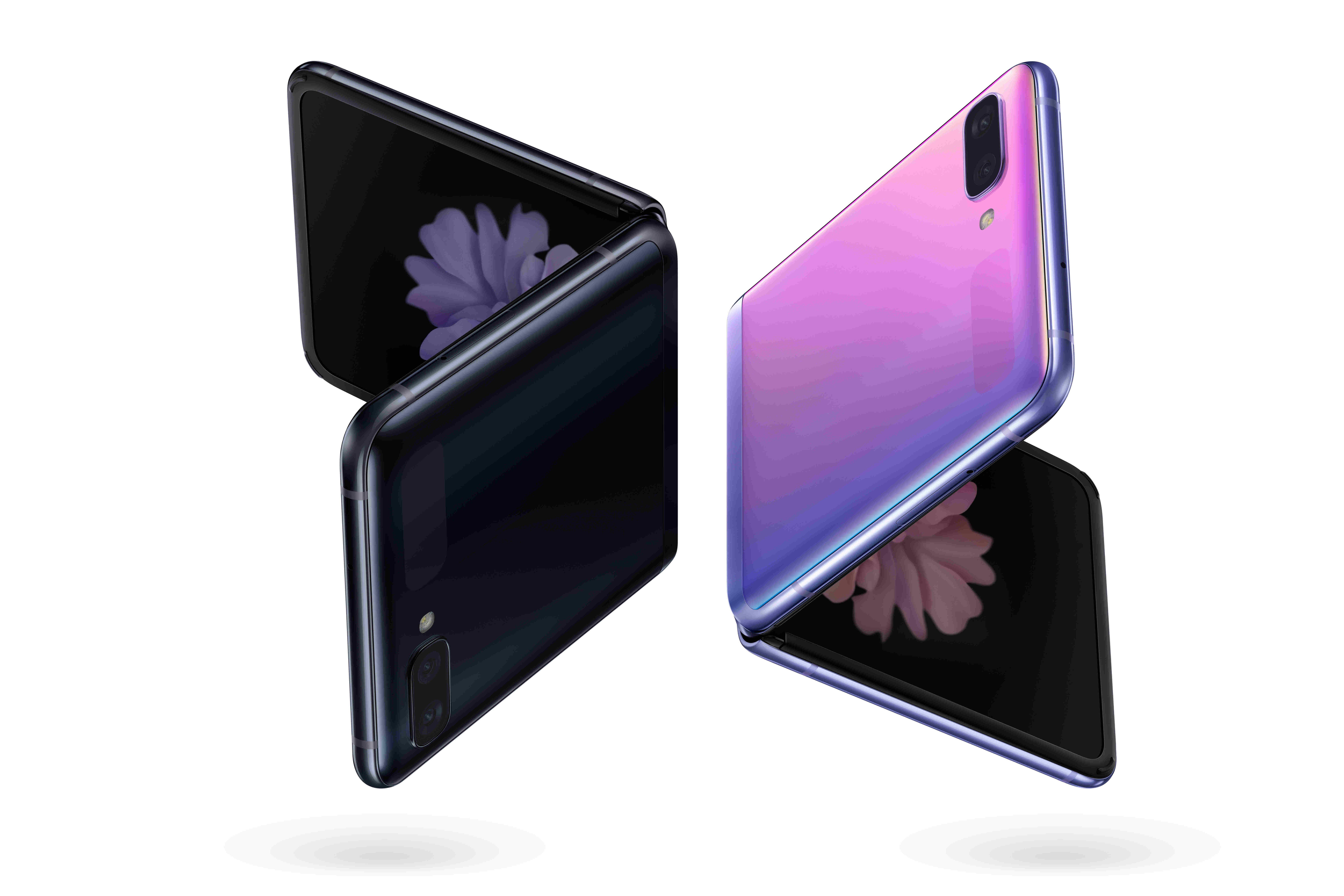 Samsung Galaxy Z Flip Featured