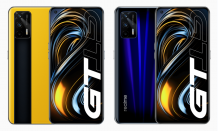 Realme GT 5G with 120Hz display, SD888, 64MP triple cameras launched in China