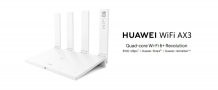 Deal: Get Huawei AX3 Pro Router for $88.48 ($9 Coupon)