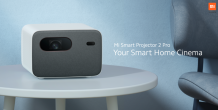 Xiaomi unveils the Mi Smart Projector 2 Pro with Google Assistant, 1300 Lumens