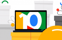 Google celebrates 10 years of Chrome OS with new features