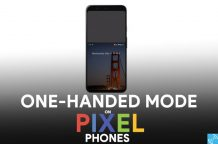 Guide to enable One-Handed Mode on Android 12