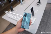 Honor V40 Lite Luxury Edition to come with 66W Fast Charging support