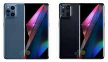 OPPO Find X3 Pro, X3 Neo, and X3 Lite renders and specifications leaked