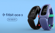 The Fitbit Ace 3 for kids is the first Fitbit product post-Google acquisition