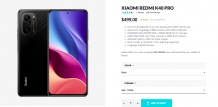 Xiaomi Redmi K40 Pro Pre-booking now live on Giztop