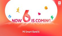Xiaomi confirms Mi Band 6 will launch on March 29