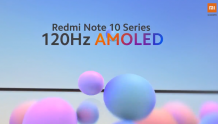 Xiaomi confirms Redmi Note 10 series will have a 120Hz AMOLED display