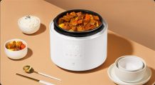 Xiaomi launches the MIJIA Smart Electric Pressure Cooker 5L for ¥399 (~$60)