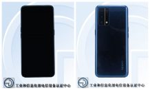 OPPO PEXM00 appears on TENAA with 6.43-inch display, 7.9mm thickness, & more