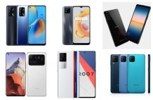 Upcoming Smartphones in April 2021: Redmi, Samsung, OPPO, Nokia, Sony, & more
