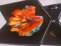 Xiaomi Mi MIX Fold spotted in promo poster with key specs, expected to launch today