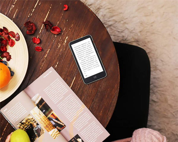 Xiaomi launches the InkPalm 5 mini e-reader for 599 yuan (~$91)