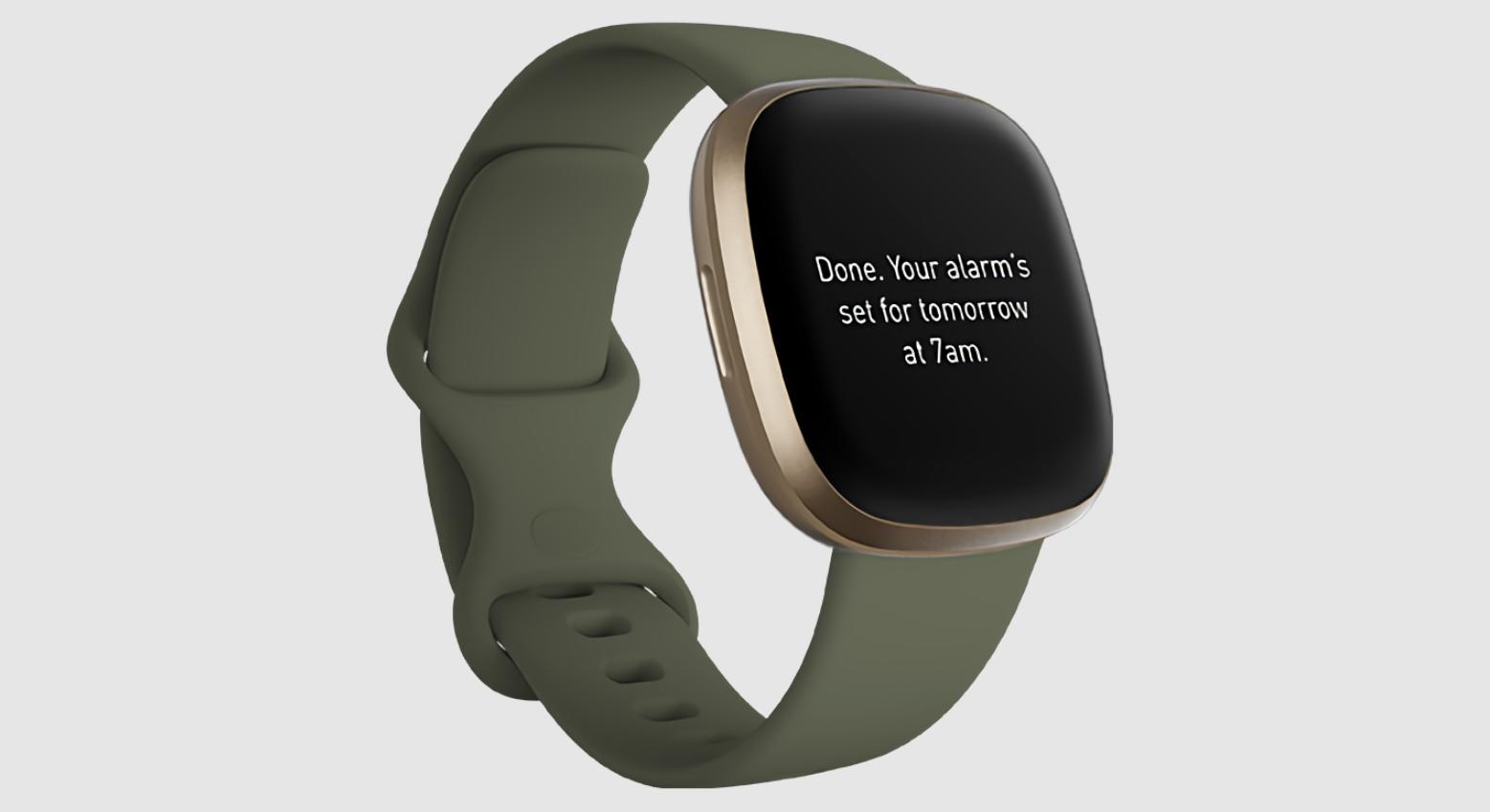 Fitbit Sense and Versa 3 updates make Google Assistant speak on your wrist