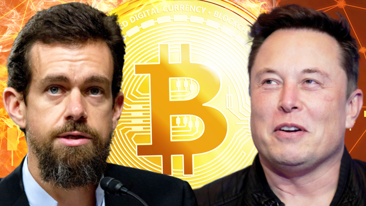 Tesla's Elon Musk and Twitter's Jack Dorsey Agree to Have 'the Talk' at Bitcoin Event 'B Word'