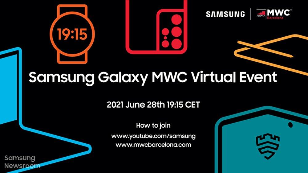 Watch Samsung's MWC Event Livestream here
