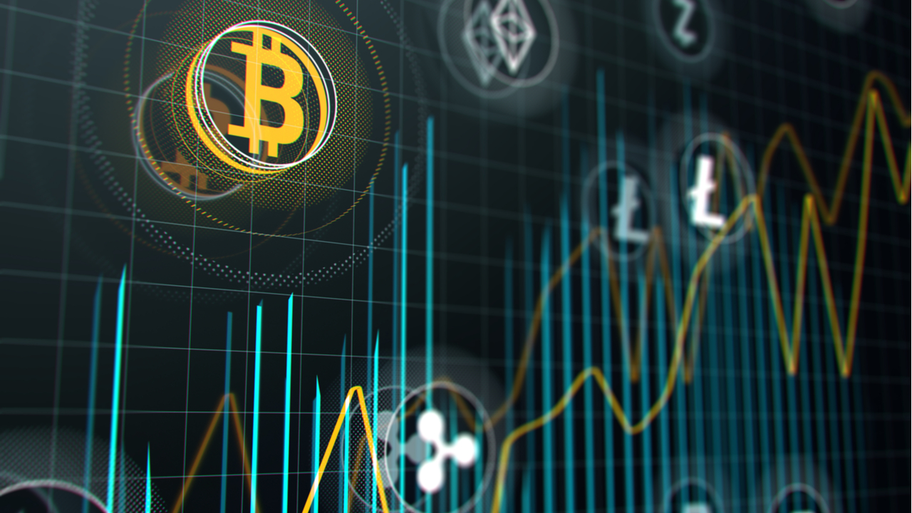 Cryptocurrency Trading Volumes Decreased 40% in June
