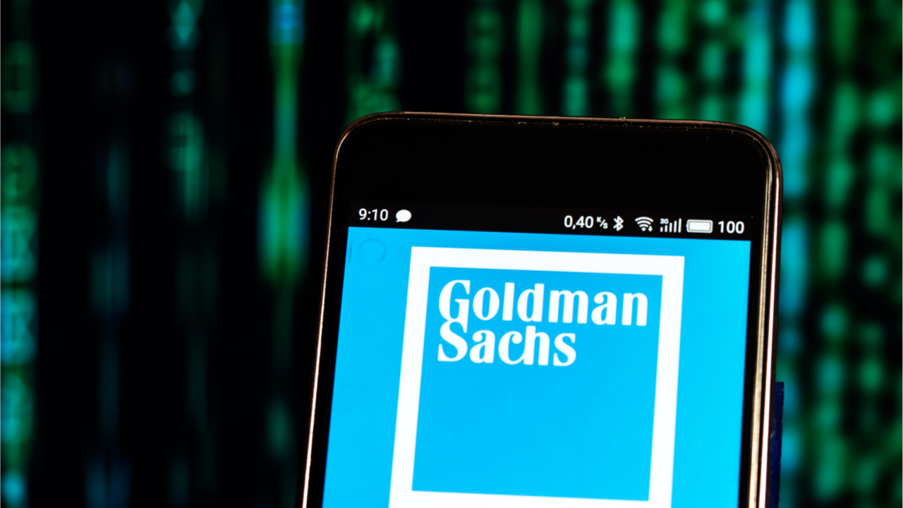 Goldman Sachs Survey Shows Family Offices Are Flocking to Crypto Investments