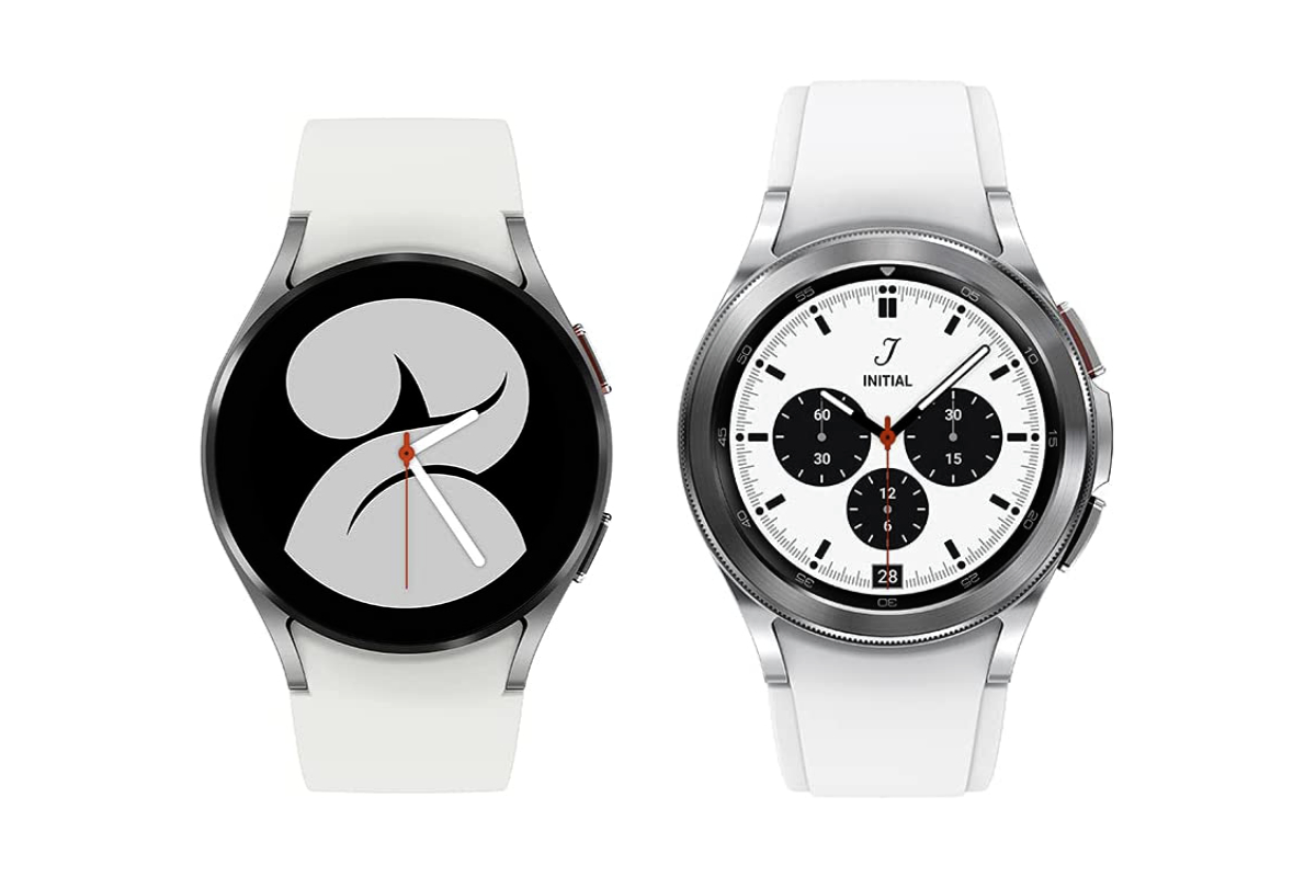 Here are the Galaxy Watch 4 leaked watchfaces