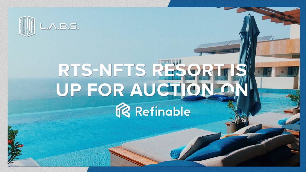 LABS Enters the NFT Market – The Real Estate Market Game Changer