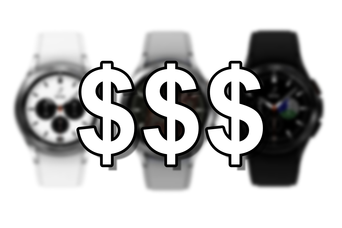 Samsung Galaxy Watch 4 and Watch 4 Classic prices allegedly revealed