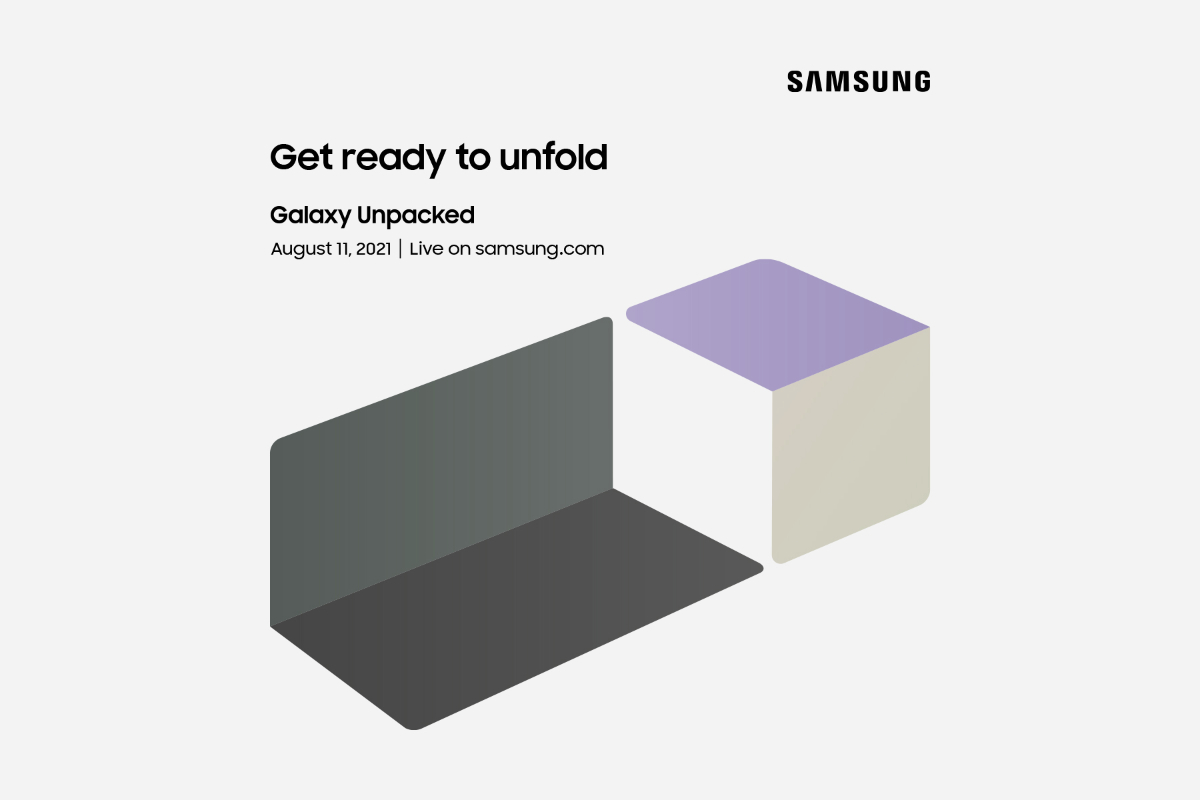 Samsung makes August 11 Unpacked Event Official
