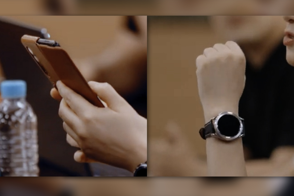 Samsung teases the Galaxy Watch 4 Classic and Z Fold 3 in new video