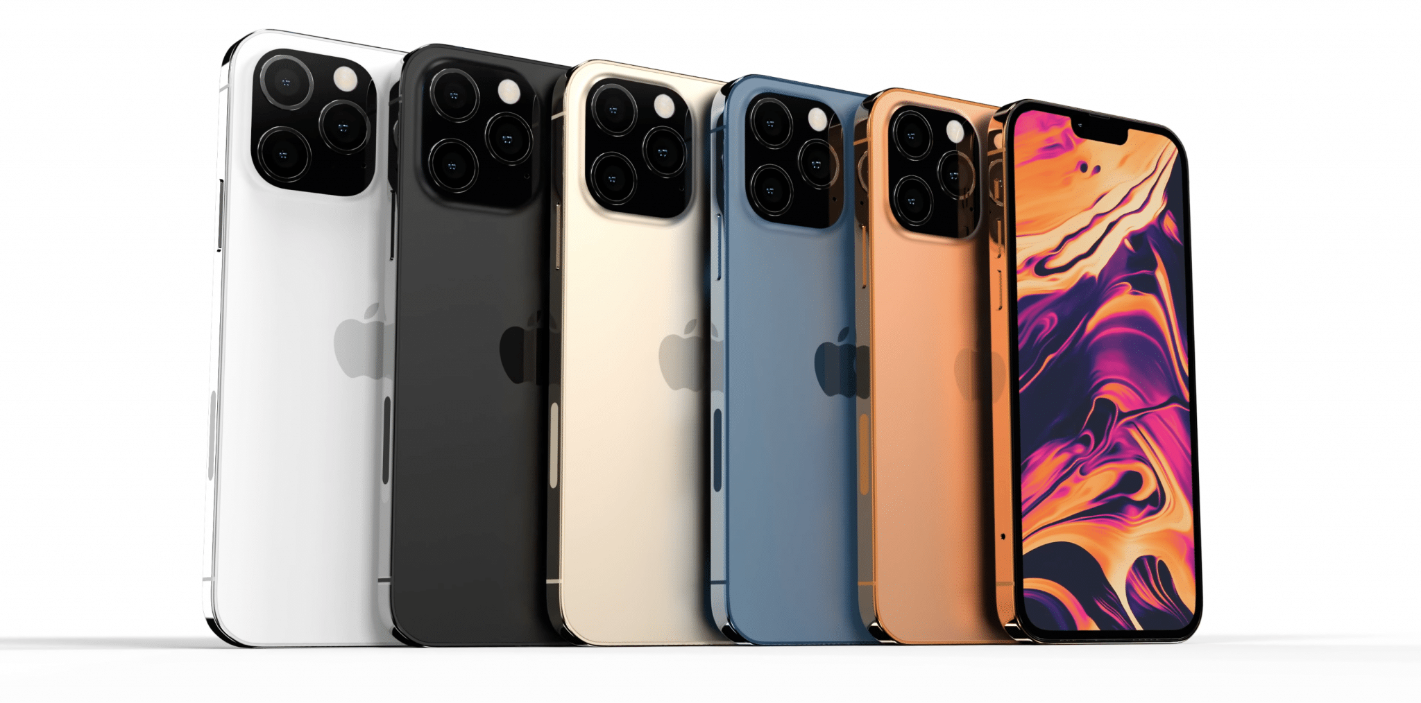Apple iPhone 13, Watch Series 7, iPad mini 6 & more allegedly coming this fall