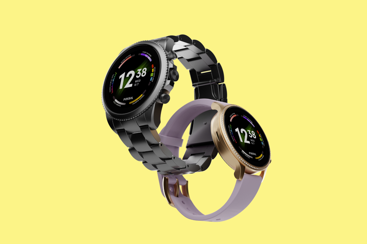 Fossil Gen 6 unveiled with Snapdragon 4100+ and will receive Wear OS 3 in 2022