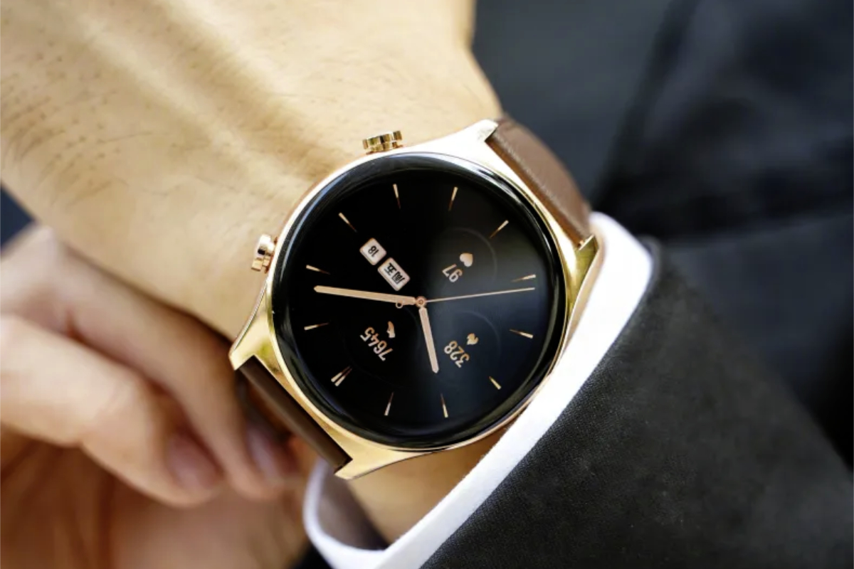 Honor Watch GS 3 shows up on new official images and confirms main features