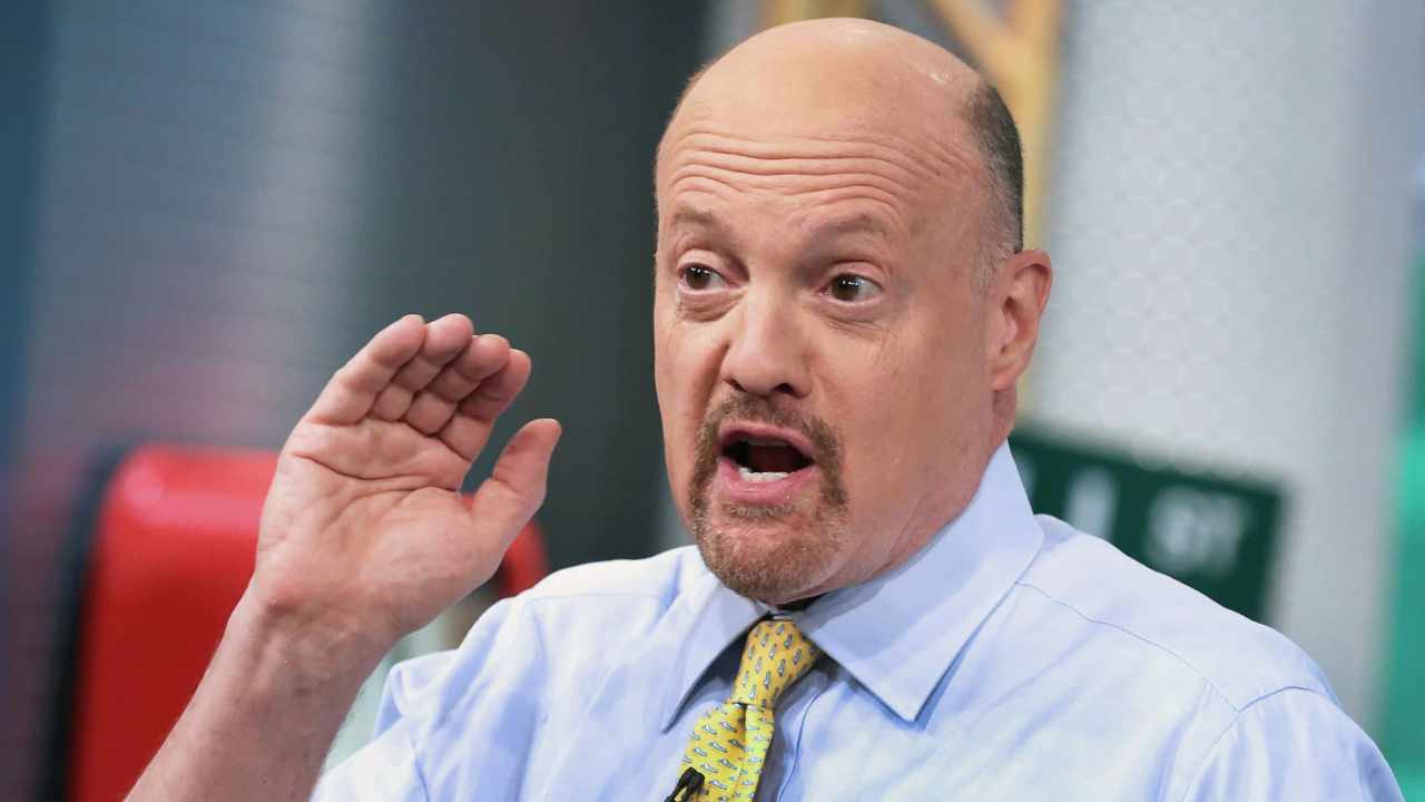 Mad Money's Jim Cramer Recommends Putting up to 5% of Portfolios in Crypto
