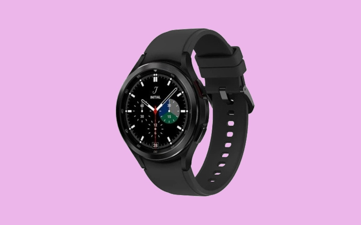 Samsung Galaxy Watch 4 Classic showcases One UI Watch design on live images