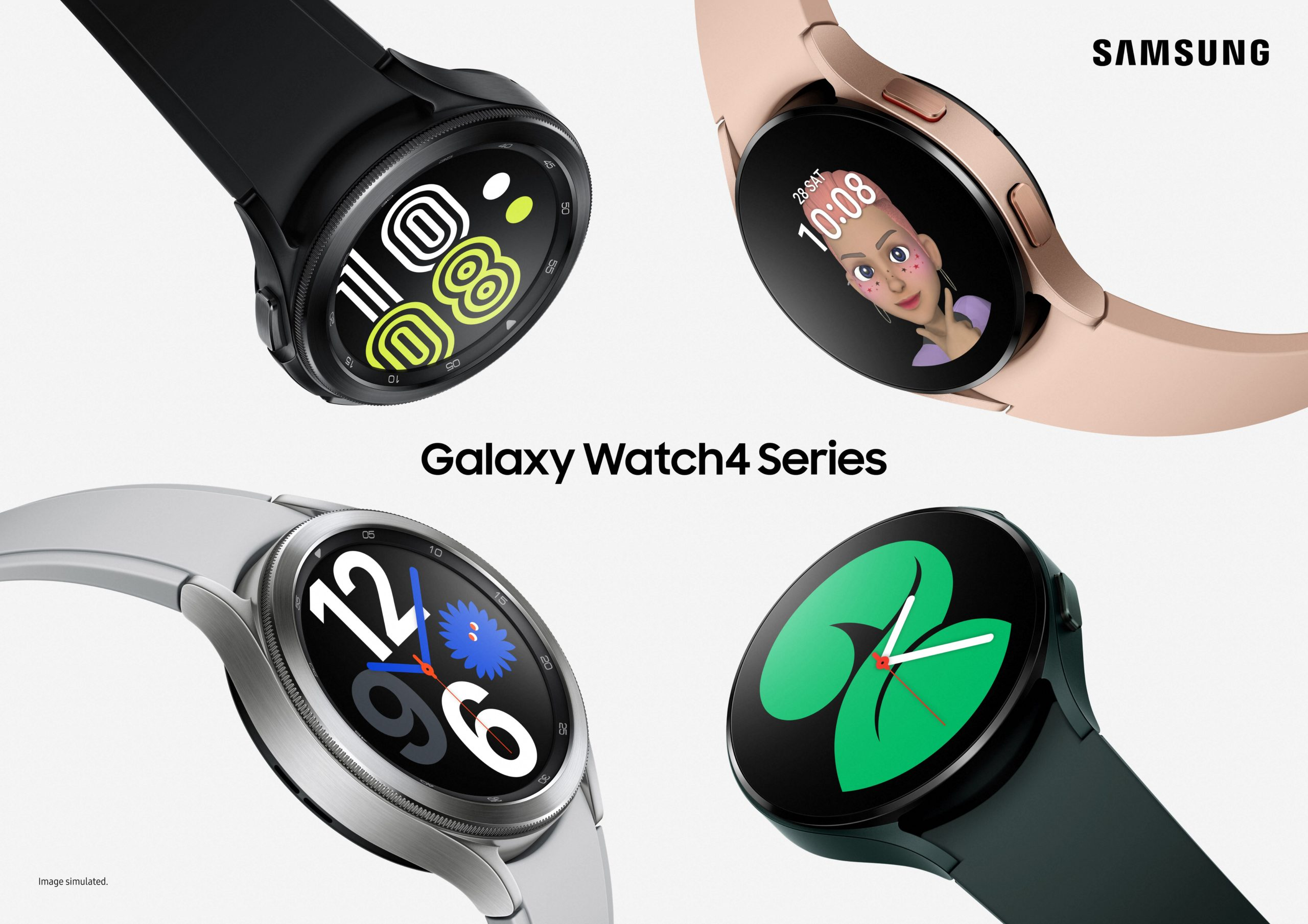 Samsung Galaxy Watch 4, Watch 4 Classic start at $249.99, run Wear OS-based One UI Watch