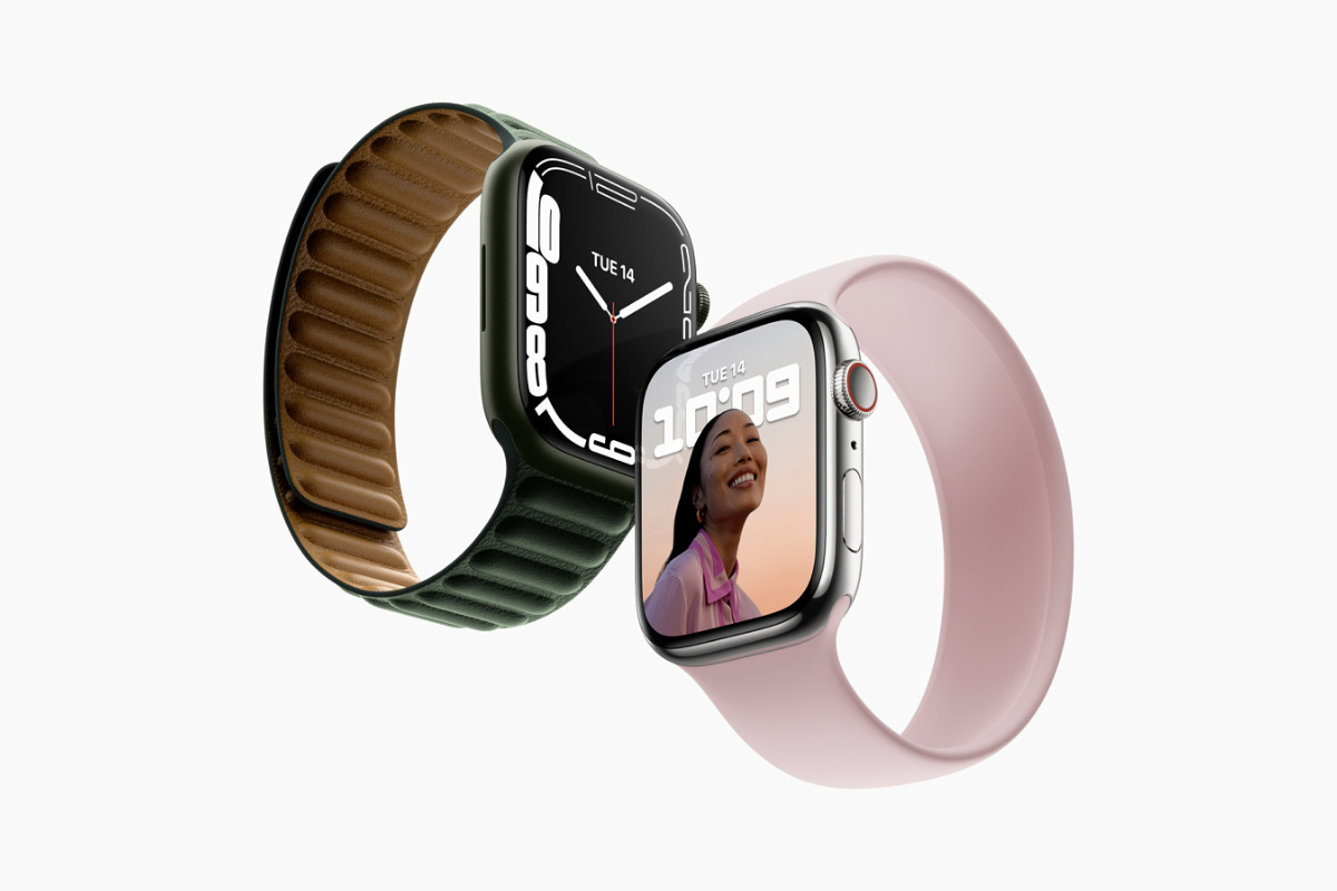 Apple Watch Series 7 hands-on images surface ahead of rumored launch this month