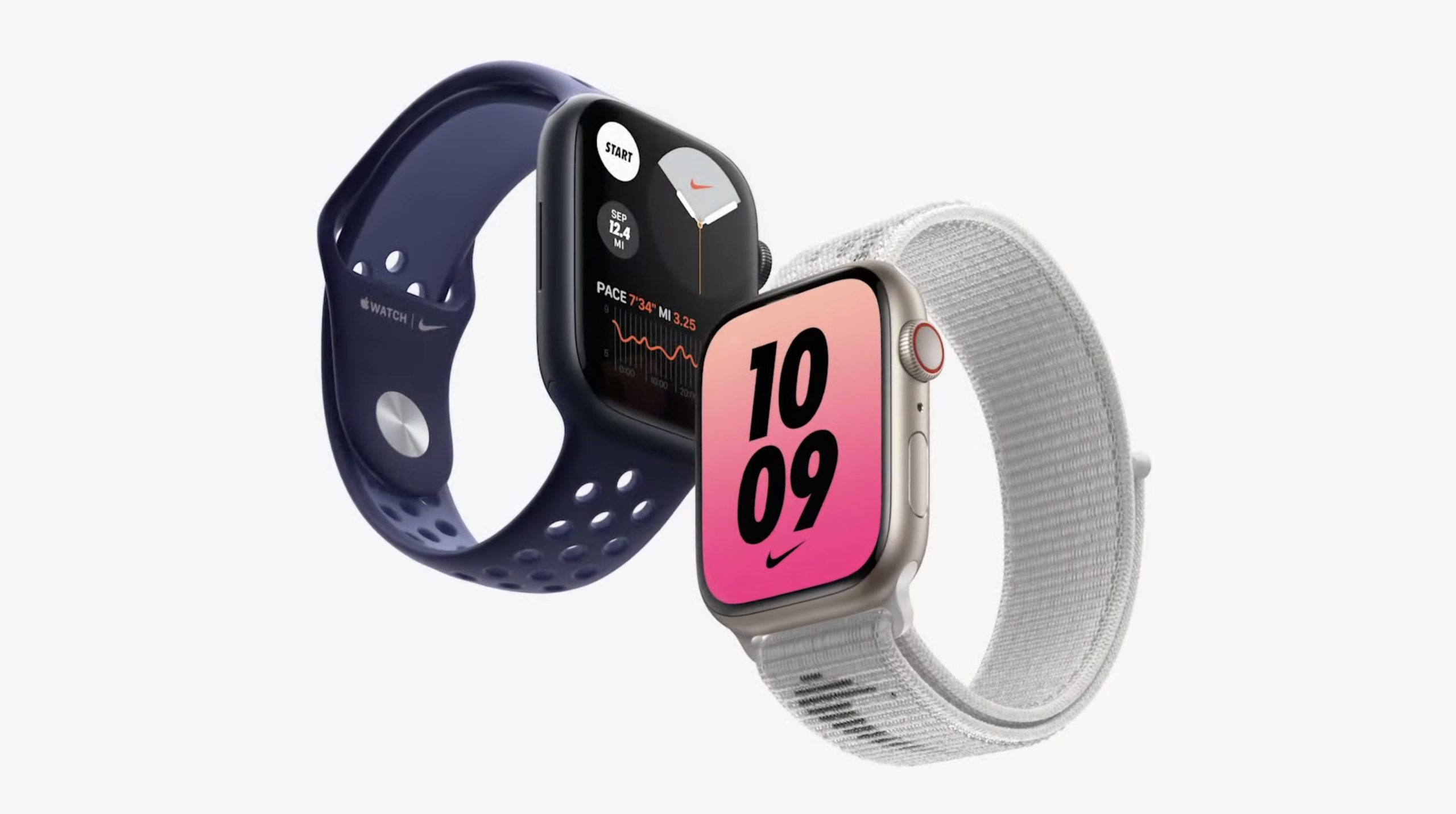 Apple Watch Series 7 announced with larger display, more emphasis on sports and health