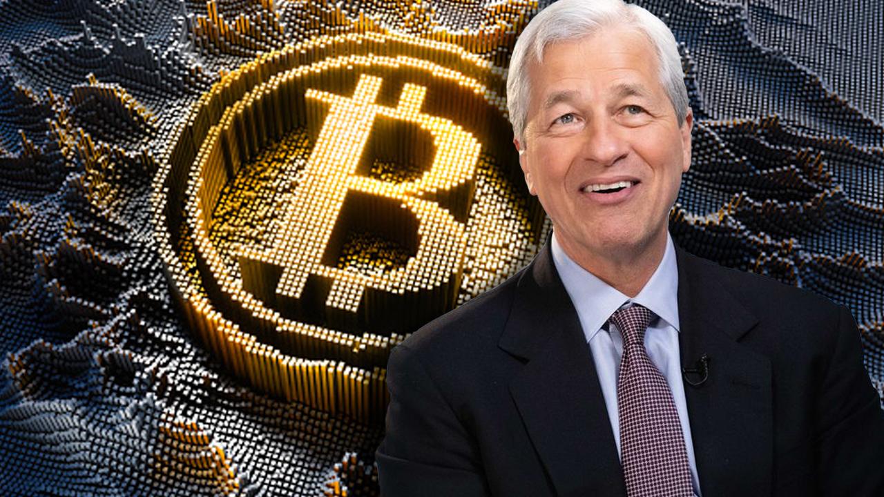 JPMorgan Boss Jamie Dimon: 'If You Borrow Money to Buy Bitcoin, You're a Fool'